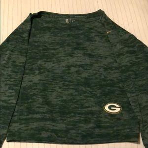 Green Bay Packers long sleeve shirt